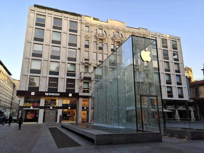 Apple Store orari di apertura negozio