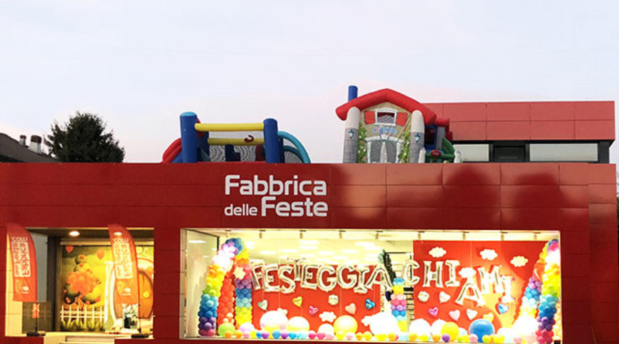 Orari di apertura Fabbrica delle Feste