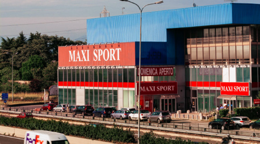 Orari di apertura Maxi Sport Lissone