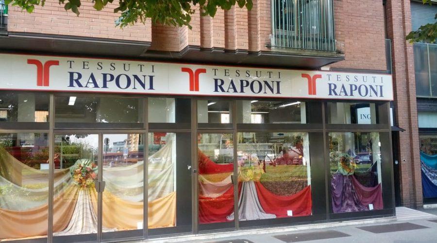 Orari di apertura Raponi scampoli e tessuti: sedi ed orari