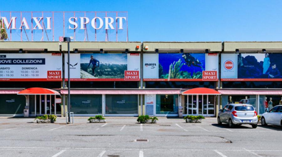 Orari di apertura Maxi Sport Merate