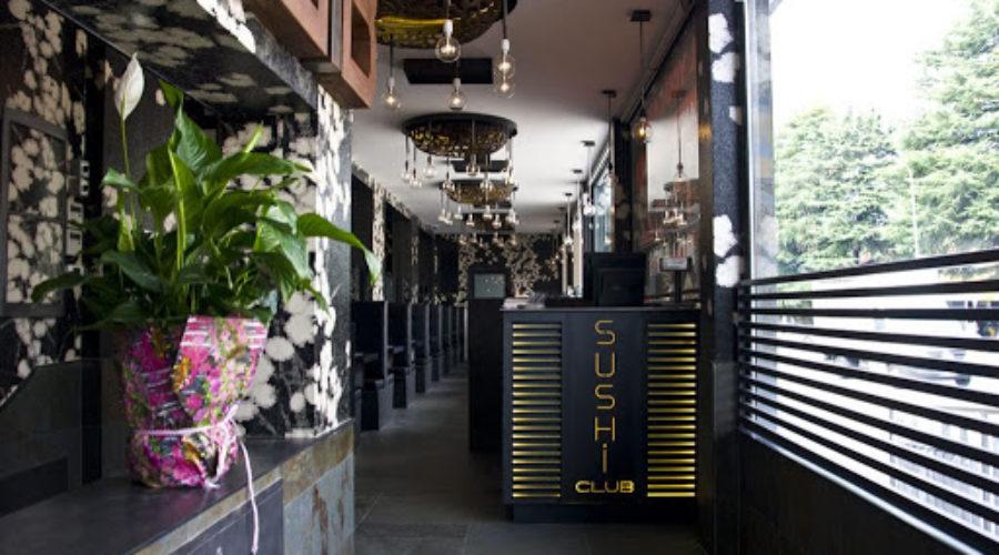 Orari di apertura Sushi Club Japanese Restaurant