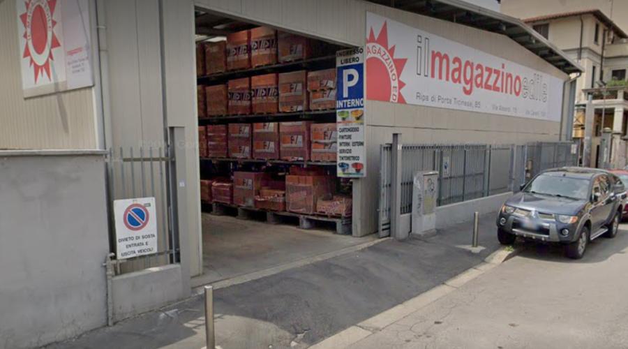 Orari di apertura Il Magazzino edile di Milano