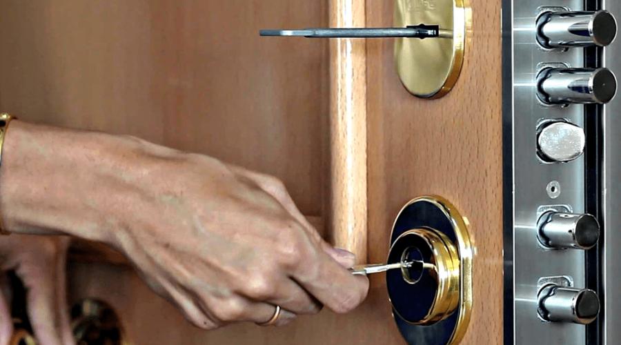 Chiave rotta all'interno della serratura cosa fare?