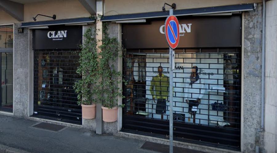 Abbigliamento Clan International Bresso: orari di apertura