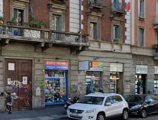 Sede imbianchino Milano Materia Italiana