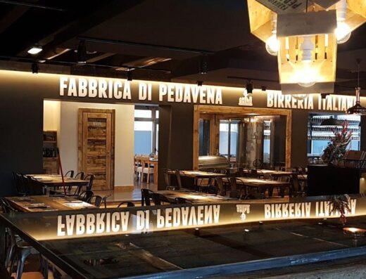 Fabbrica di Pedavena Treviso